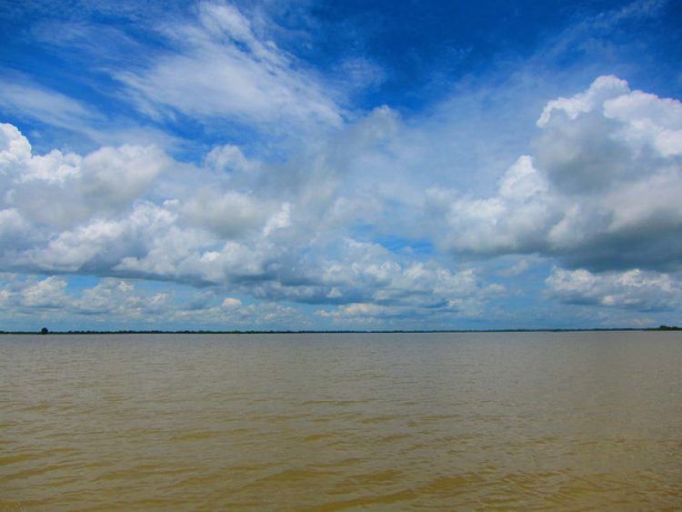 Озеро Тонлесап - достопримечательности Камбоджи