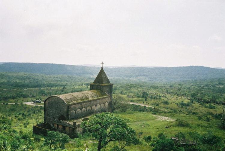 Национальный парк Бокор - достопримечательности Камбоджи