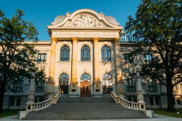 Что посмотреть в Латвии - Латвийский национальный музей искусств