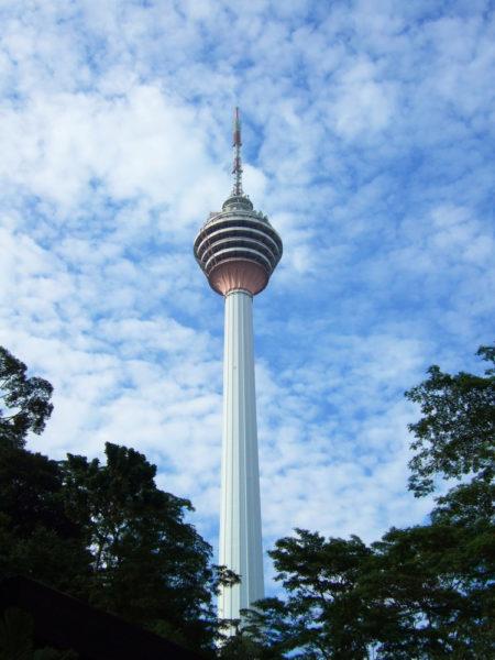Телебашня Менара - достопримечательности Малайзии