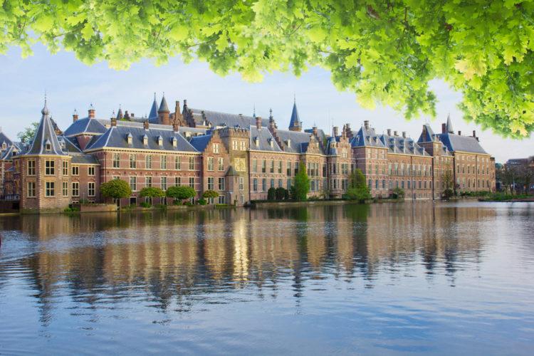 Замок Бинненхоф - достопримечательности Нидерландов