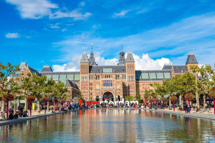 Рейксмузеум - достопримечательности Нидерландов