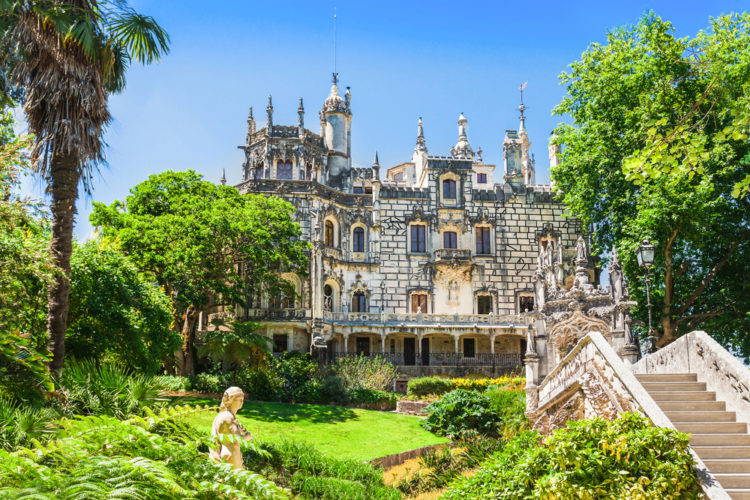 Что посмотреть в Португалии - Кинта да Регалейра