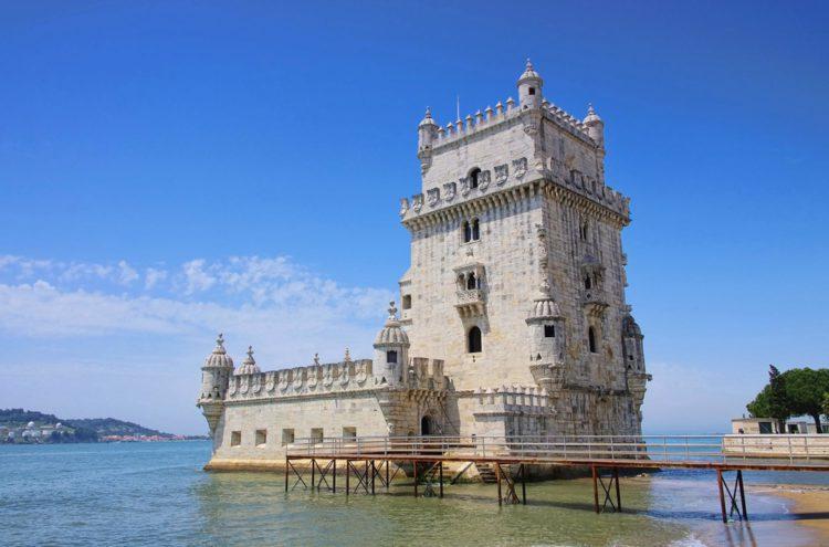 Башня Торри де Белен - достопримечательности Португалии
