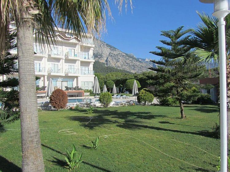 Бюджетные отели Турции с 4 и 5 звездами