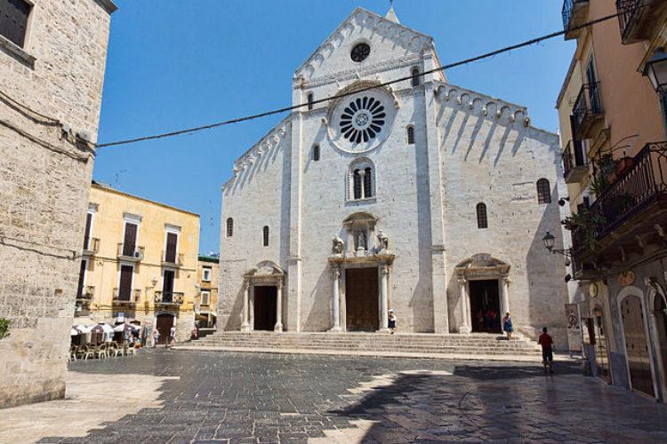 Кафедральный собор Бари (Сан Сабино)