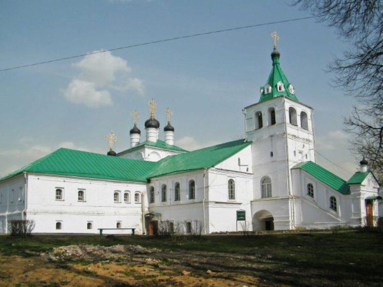 Успенская церковь в Александрове, Владимирской области, России