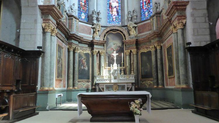 Собор Святого Петра в Аннеси во Франции