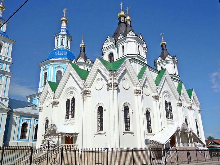 Церковь Рождества Христова. Арзамас, Нижегородская область Россия
