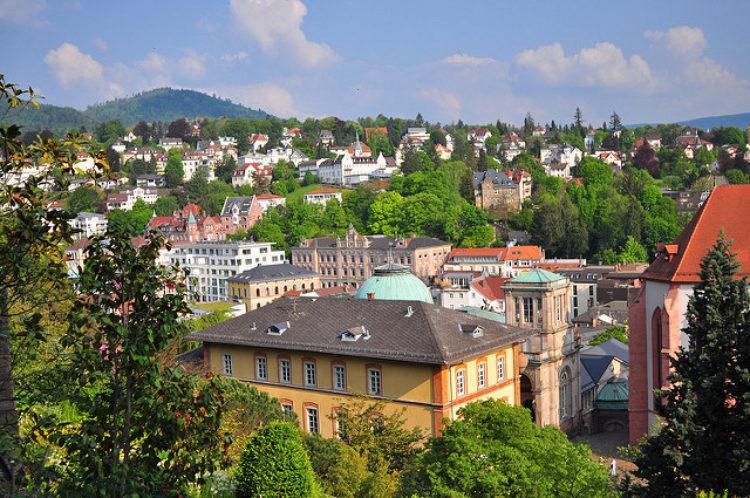Баден-Вюртемберг, Германия