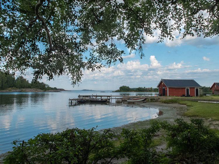 Природа Мариехамн, Аландские острова, Финляндия