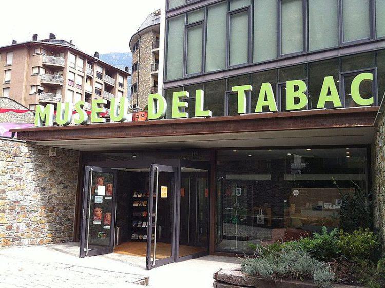 Музей табака в Сан-Хулиа-де-Лория в Андорре