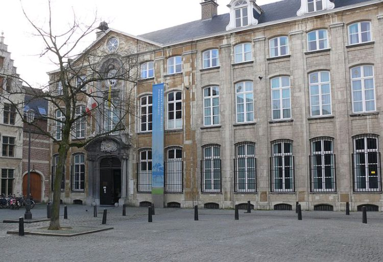 Музей Плантена Моретуса в Антверпене в Бельгии