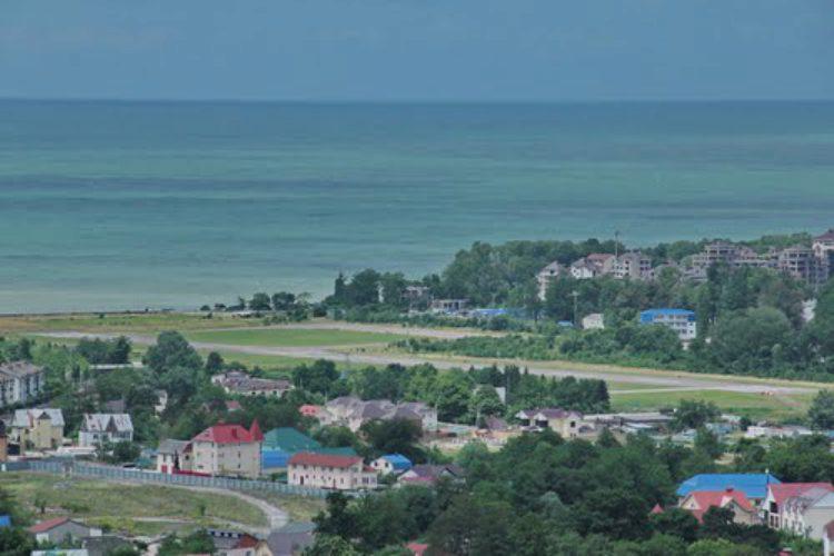 Посёлок Агой, Туапсинский район, Краснодарский край, Россия