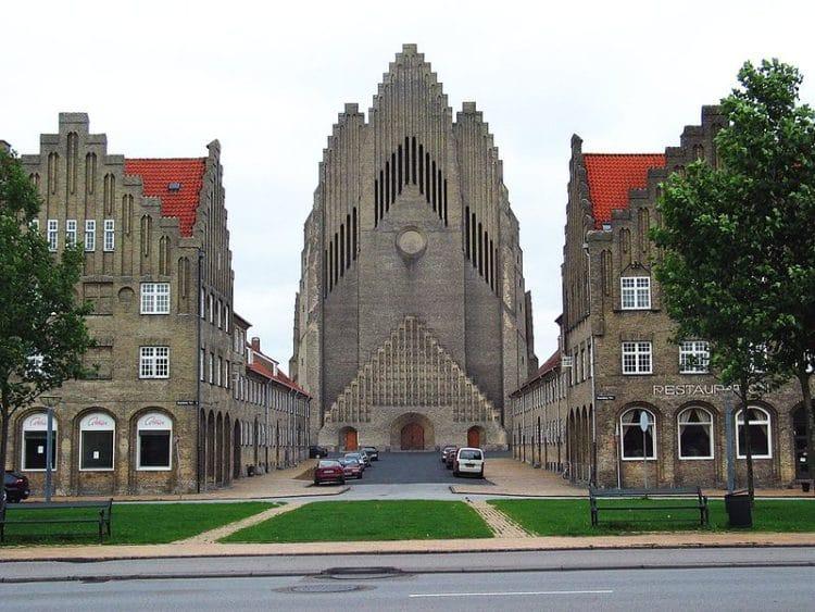 Церковь Грундтвига в Дании