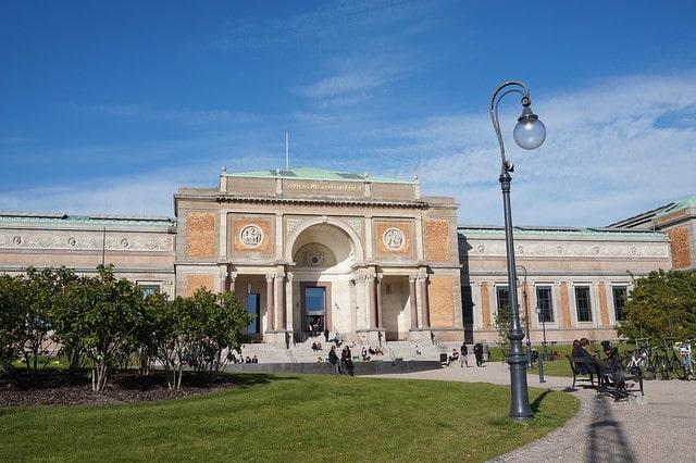Государственный музей искусств в Дании