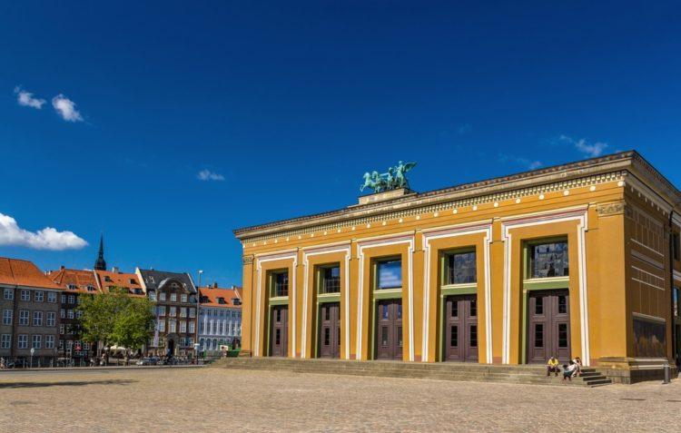 Музей Торвальдсена в Дании