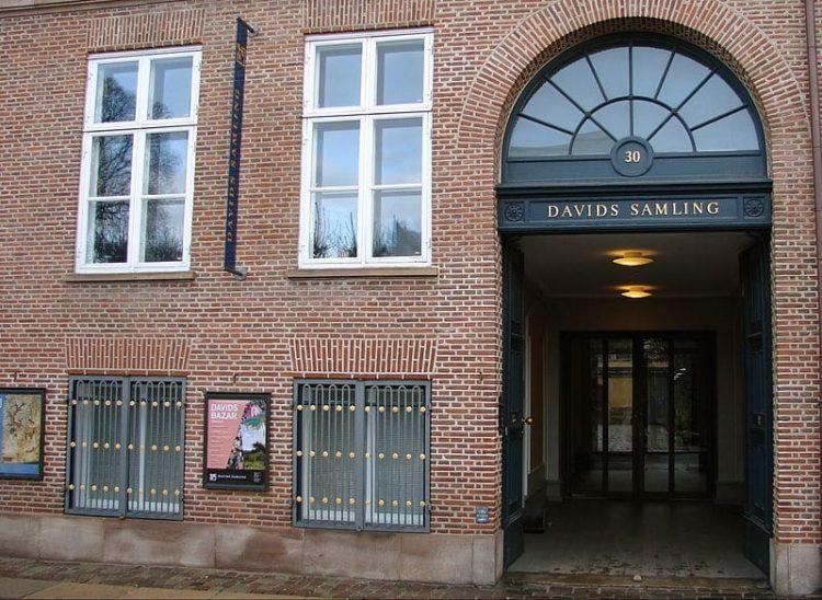 Музей Давида в Дании