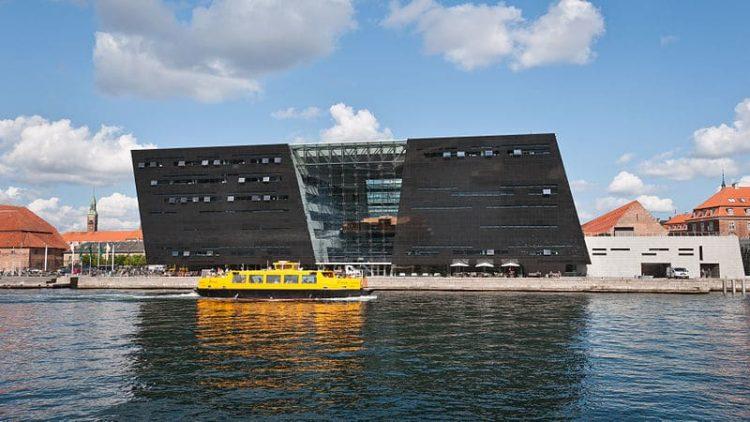 Королевская библиотека Дании в Дании