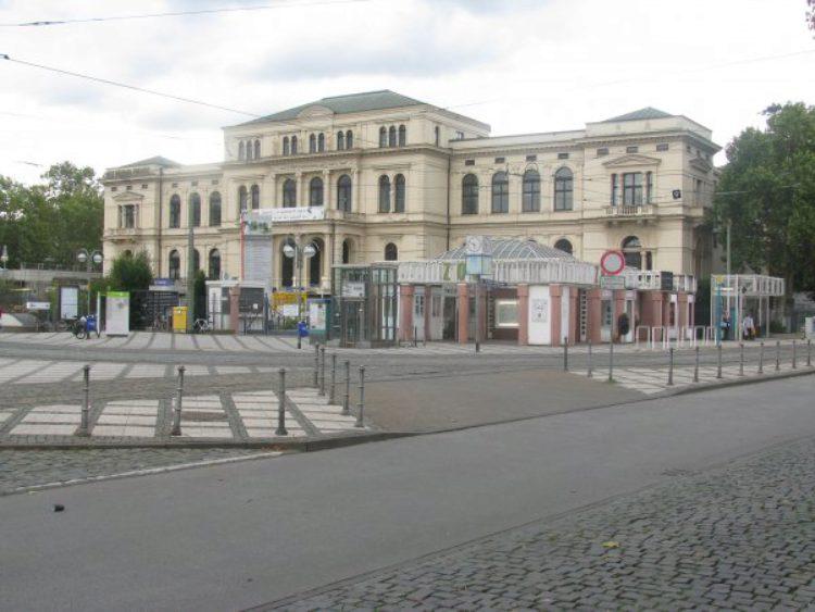 Франкфуртский зоологический сад (Frankfurt Zoological Garden) - достопримечательности Франкфурта, Германия