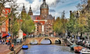 Достопримечательности Амстердама: Топ-35