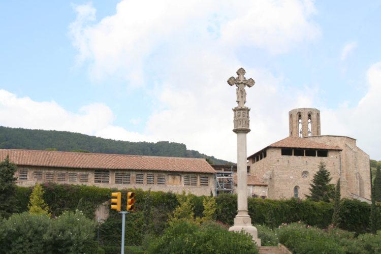 Что посмотреть в Барселоне - Монастырь Педральбес в Барселоне