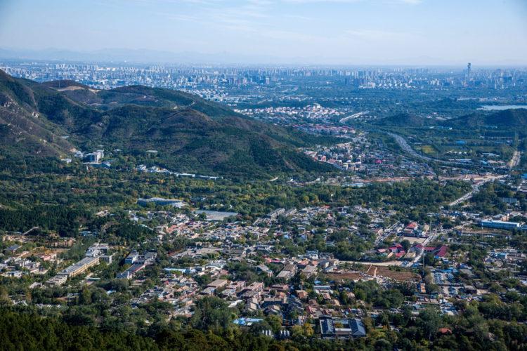 Что посмотреть в Пекине - Ароматные холмы в Пекине