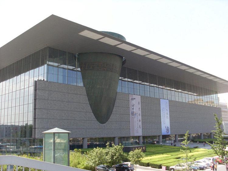 Что посмотреть в Пекине - Столичный музей в Пекине