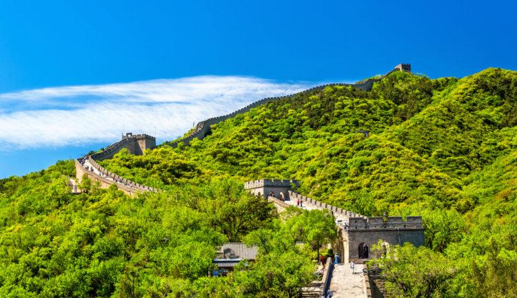 Великая Китайская стена - достопримечательности Пекина