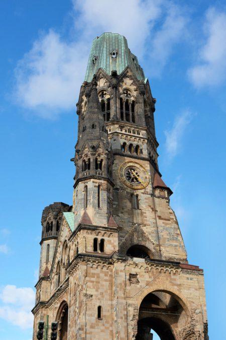 Мемориальная церковь Кайзера Вильгельма в Берлине - достопримечательности Берлина