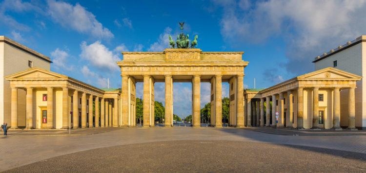 Бранденбургские ворота в Берлине - достопримечательности Берлина