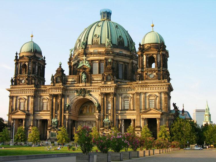 Берлинский кафедральный собор в Берлине - достопримечательности Берлина