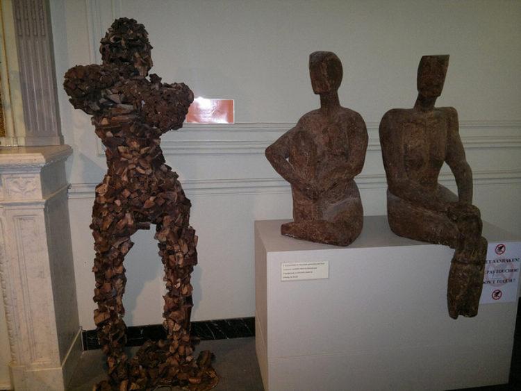 Музей шоколада Брюгге - достопримечательности Брюгге