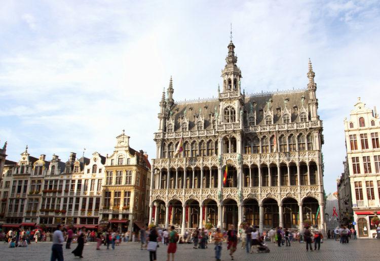Гран-Плас в Брюсселе - достопримечательности Брюсселя