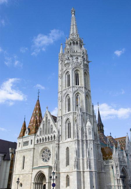 Церковь Маттиаса в Будапеште - достопримечательности Будапешта