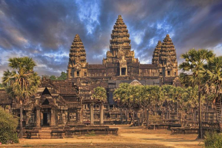 Храм Ангкор-Ват - достопримечательности Камбоджи