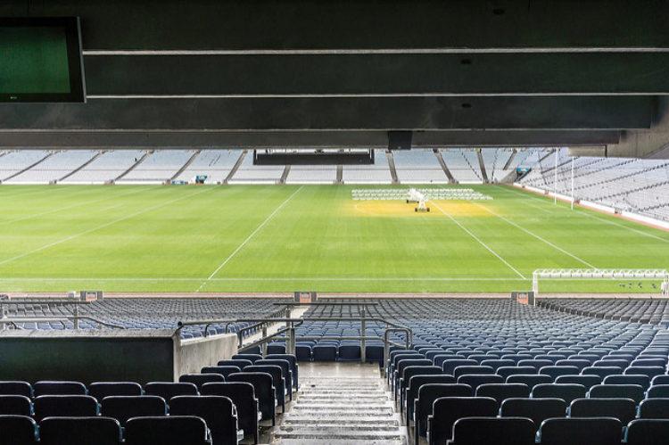 Стадион Croke Park в Дублине - достопримечательности Дублина, Ирландия