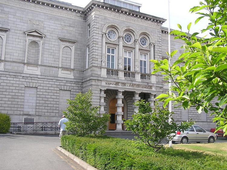 Национальная галерея Ирландии в Дублине - достопримечательности Дублина, Ирландия
