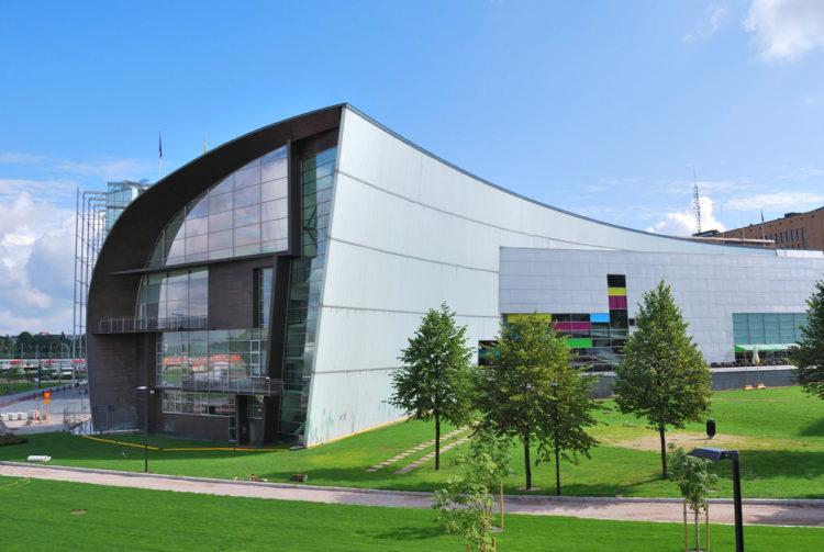 Музей современного искусства Kiasma - что посмотреть в Хельсинки