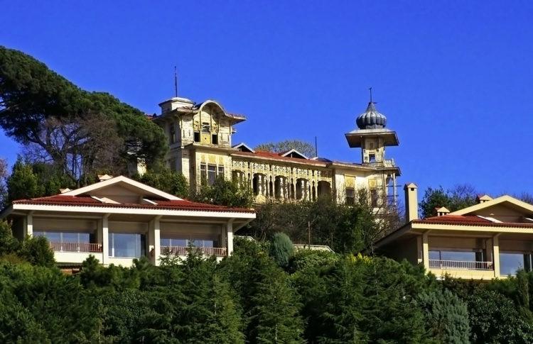 Дворец Топкапы в Стамбуле - достопримечательности Стамбула, Турция