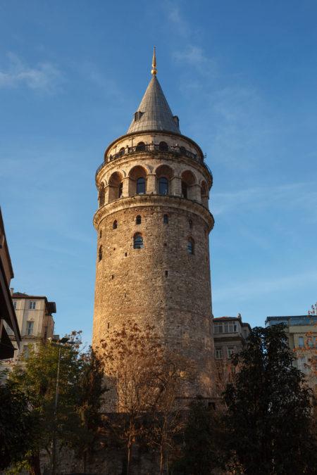 Галатская башня в Стамбуле - достопримечательности Стамбула, Турция