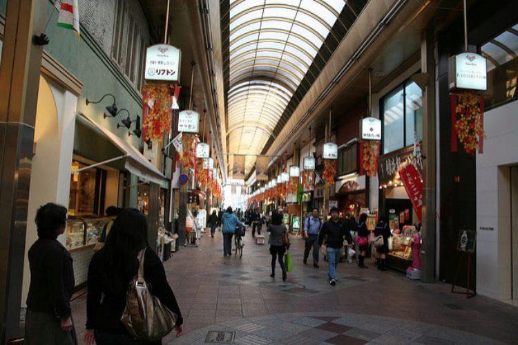 Рынок Нисики (Nishiki ichiba) - Что посмотреть в Киото