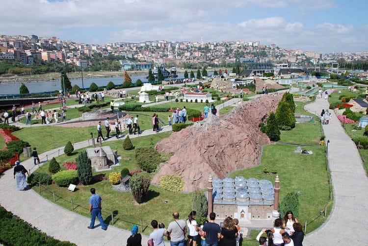 Миниатюрк - достопримечательности Стамбула