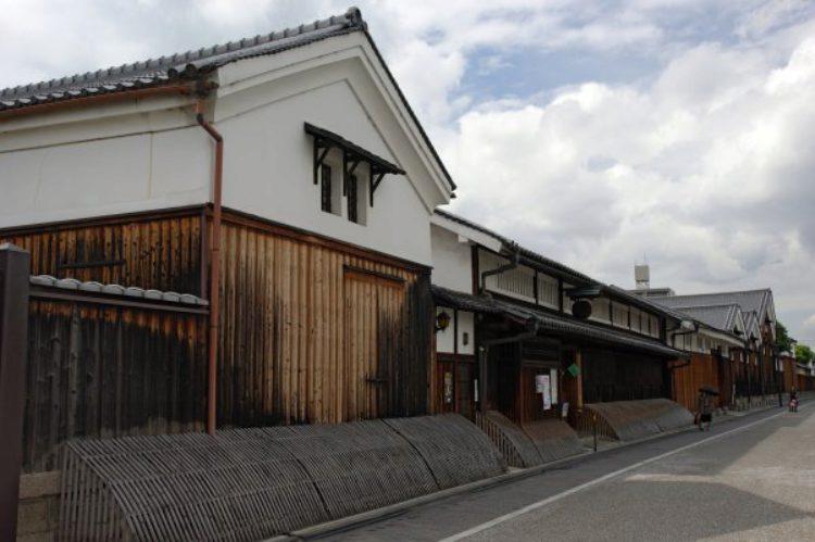 Музей сакэ Гэккэйкан Окура - достопримечательности Киото, Япония