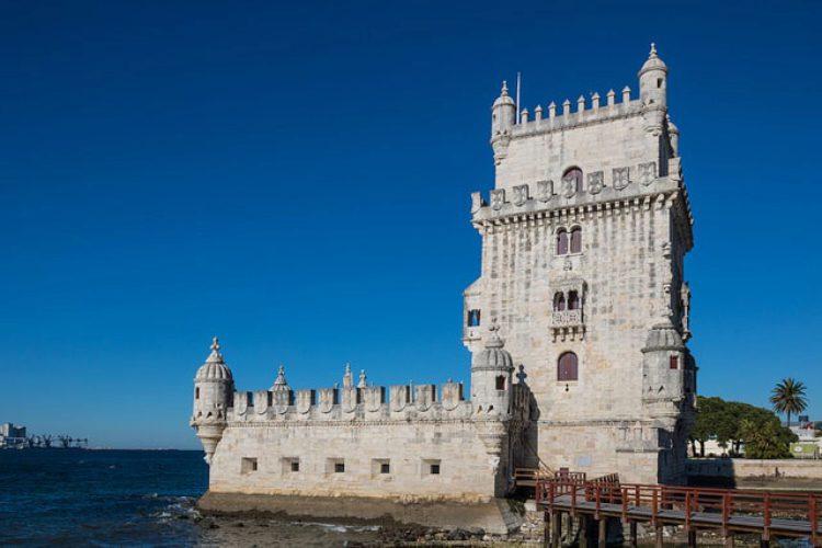 Башня Торри-ди-Белен - достопримечательности Лиссабона, Португалия