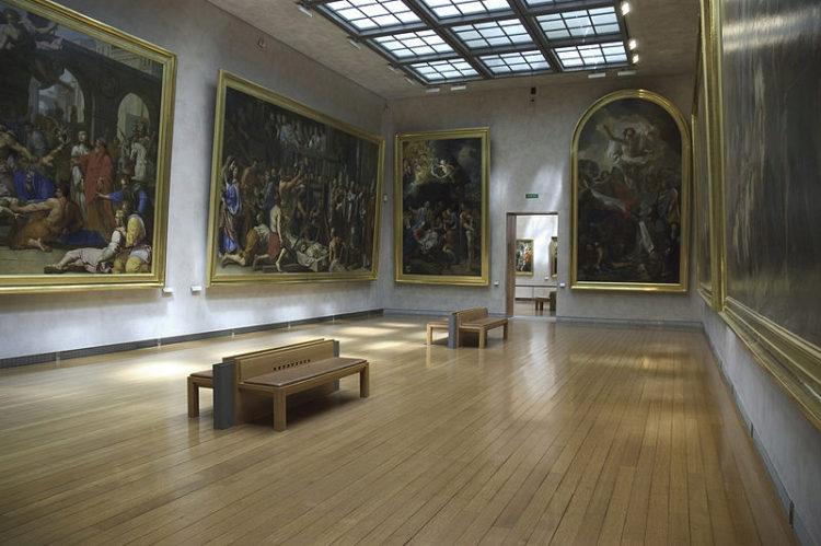 Музея изобразительных искусств в Лионе - достопримечательности Лиона, Франция