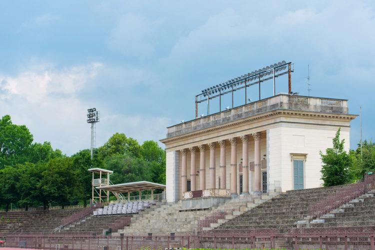 Стадион «Арена Чивика «Джанни Брера» - достопримечательности Милана, Италия