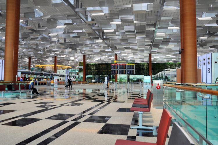 Аэропорт Чанги - достопримечательности Сингапура