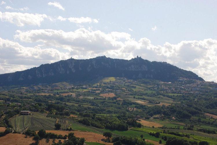 Гора Монте-Титано - достопримечательности Сан-Марино