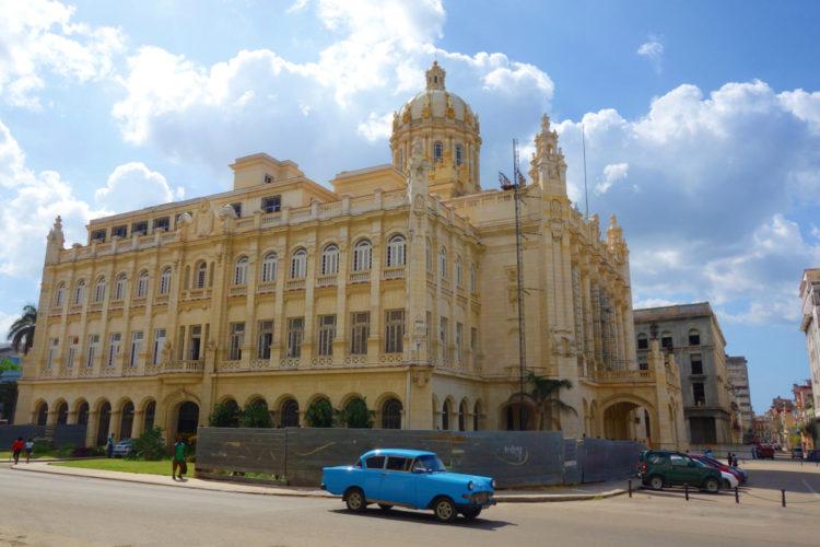 Большой театр Гаваны - достопримечательности Кубы